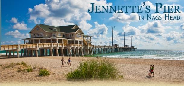 Jennette's Pier - Nags Head, NC