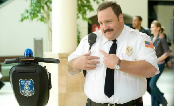 Kevin James returns in 'Paul Blart: Mall Cop 2'.